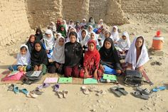 From the poorest to the well-resourced. Classrooms around the world.