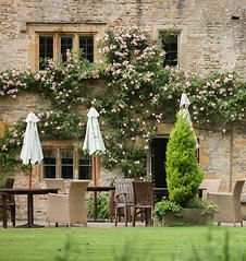 The Slaughters Country Inn, Lower Slaughter- comfort food and local ales in a relaxed atmosphere. minute walk from Upper Slaughter). Beautiful Hotels, Beautiful Places To Visit, Cotswolds Hotels, Pubs And Restaurants, In Season Produce, Wild Flowers, Countryside, England, Cottage