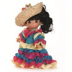 precious moments dolls | Precious Moments Lenore of Columbia Doll, 2011