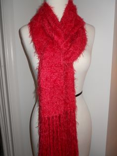 Persimmon Scarf