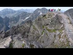 Vysoké Tatry - Lomnický štít - Skalnaté pleso - YouTube Mount Rushmore, Mountains, Nature, Youtube, Travel, Naturaleza, Viajes, Destinations, Traveling