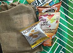 SnackSack Subscription Box Review + Coupon - June 2016 - Check out our review of the June 2016 SnackSack!