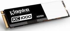 Informática Sin Limites: Kingston SSDNow KC1000: SSD M.2 de hasta 960 GB