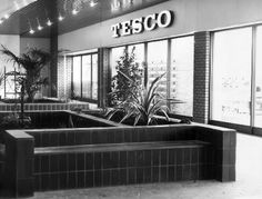 Tesco in the Wellgate Centre, Dundee. (1980) Picture: DC Thomson