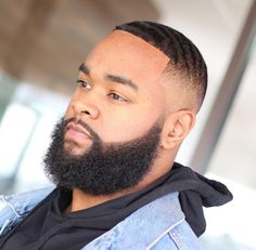 Discover our Top 100 of black men haircuts ? From the Buzz Cut to the FrowHawk, this guide offers to you the most amazing Black Men Hairstyles. Show one of these hairstyles to your barber to stay fresh and clean ? Black Men Haircuts, Black Men Hairstyles, Best Short Haircuts, Cool Haircuts, Men's Haircuts, Popular Hairstyles, Hairstyles Haircuts, Men In Black, Best Beard Styles