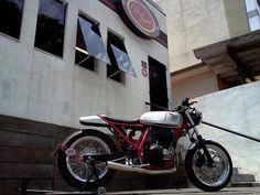 Cbx café RACER