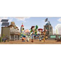 Játékháború poszter cm x 90 cm) Toy Story, Decoration, Disney, Toys, Painting, Parfait, Art, Products, Wall Art