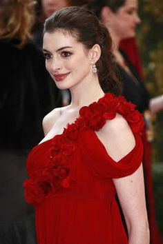 Anne Hathaway ~ Funky Trends
