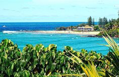 View showing Kirra point with Rainbow Bay & Snapper rocks. All world famous for surfing and beaches.Queensland Australia.  #coolangatta#whitesand #goldcoast #beautiful #beachlife #beachbody #sunny #sea#ocean #surfinglife #snapperrocks #kirra #rainbow #surfers #surfersparadise #surfphotography #surfporn  #surfboard #SurfingAustralia  #surf#surfer#beachbody # #ocean#waves#summer #warm#sunshine#bluewater # travel#nofilter by o2ezy