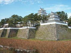 Castle near Nagasaki, Japan