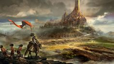 cool medieval knight returning victorious 19622 Check more at http://www.finewallpapers.eu/pin/23554/