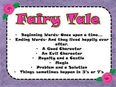 Fairy+Tale+Elements+and+Writing+Activity+from+Lucky+In+Learning+on+TeachersNotebook.com+-++(5+pages)+