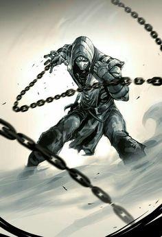 Scorpion's legacy: son of mortal combat