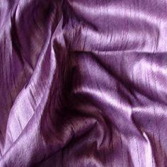 "42"" Wide Purple Handloom Khadi Silk - Poly Silk Dupioni Fabric By the Yard FabricMart http://www.amazon.com/dp/B004XNKGXG/ref=cm_sw_r_pi_dp_JIK5ub1E4NBTN"