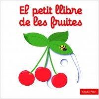 Un llibre per aprendre les fruites de manera divertida! Baby Center, Fruit, Yoshi, Christmas Ornaments, Holiday Decor, Cgi, Languages, Spanish, Editorial