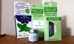 Searching for a Plastic-Free, Zero-Waste Dental Floss