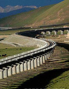 Tibet Railway, world's highest railways