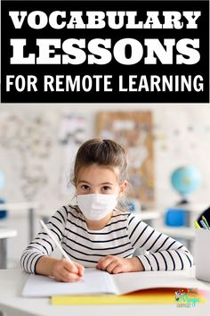 Vocabulary activities and games for in-person or remote learning. Vocabulary includes word meaning, word parts that contribute to meaning, and developing a core of known words. This article also has many ideas that will help you teach your students with vocabulary instruction. New Vocabulary Words, Vocabulary Instruction, Teaching Vocabulary, Vocabulary Practice, Spelling Activities, Vocabulary Activities, Reading Activities, Learning Resources, Teaching Ideas
