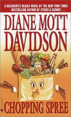 Chopping Spree      (Goldy Schulz, book 11)    by    Diane Mott Davidson