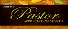 Showing appreciation is one of the best ways we can bless others. I like to keep my calendar marked at the beginning of October for Pastor Appreciation Month so our family doesn't forget to honor these special people in our lives. Grab your copy of...
