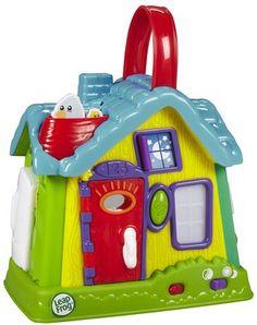 LeapFrog Little Learning House
