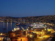 Valpraiso, Chile  ohhh the memories!
