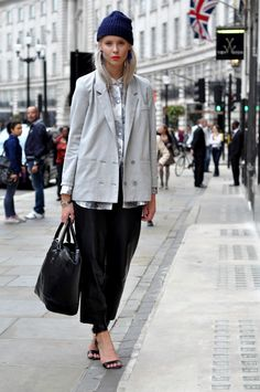 Casual Chic look <3  image StunningStreetstyle