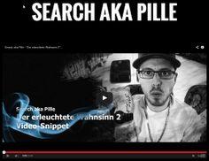 "Search aka Pilles neues Mixtape ""Der erleuchtete Wahnsinn 2"" als FREE DOWNLOAD auf www.searchakapille.com  Hier das Video Snippet dazu -   https://www.youtube.com/watch?v=OesHn9lJm3Q"
