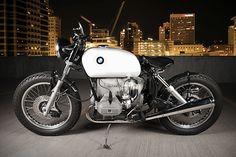 '77 BMW R100 'Night Cruise' – A Max Daines Film | Pipeburn.com