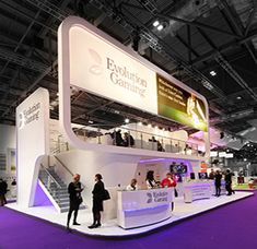 ICE Totally Gaming 2015 - High impact exhibition spaces, events and retail environments