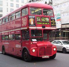 Double decker in London