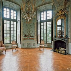 13 of the Most Elaborate French Châteaux Ever Featured in AD Photos   Architectural Digest