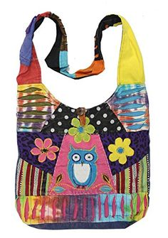 Tote Canvas Carry Shopping Shoulder Boho Bag Indian Elephant Buddha Holiday