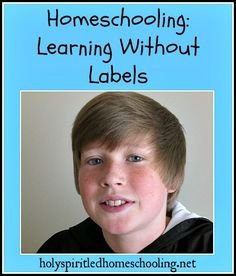 Homeschooling: Learning Without Labels