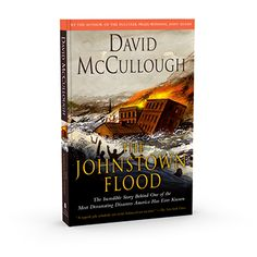 Website of author David McCullough, two-time winnder of the Puliter Prize and the National Book Award.