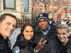 Love these shows! Chicago Fire, Chicago Shows, Chicago Med, Erin Moriarty, Erin Lindsay, Taylor Kinney, Great Tv Shows, Me Tv, Music Tv