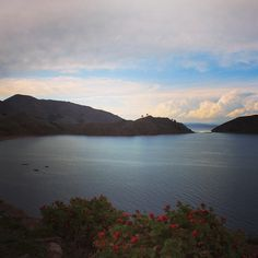 Pascaline @cornalinangel Instagram photos   Peru, lake Titicaca Chifron