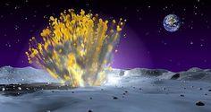 De acordo com alguns cientistas poderá haver sinais de vida antiga espalhados na lua a aguardar a descoberta por exploradores.