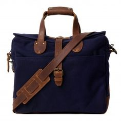 A United By Blue classic with some serious leather, canvas and hardware upgrades. The Lakeland has long been our most popular work and school bag for good reason: its storage capacity and organized interior pockets make it extremely versatile and the water resistant storm flap provides extra security to an already repellent fabric.