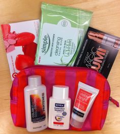 Target Beauty Bag! #freebeautysamples
