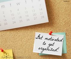 How to find motivation to organize, when you have none - Ask Anna