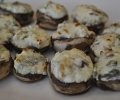 Blue Cheese Stuffed Mushrooms with Grilled Onions Traeger Recipes, Steak Recipes, Grilling Recipes, Seafood Recipes, Appetizer Recipes, Chicken Recipes, Appetizers, Blue Cheese Stuffed Mushrooms, Stuffed Mushroom Caps