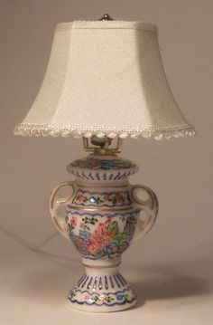 MINIATURE TABLE LAMP