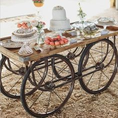 LaLa & Lissy Lou: Rustic Wedding Ideas