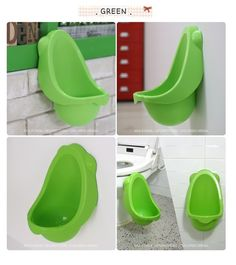 Children Potty Urinal for Toilet training boys! Can put it anywhere