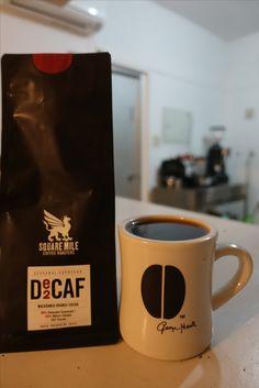 イギリス・ロンドンより   DECAF ESPRESSO - グアテマラ、エチオピア   オレンジやマカダミアナッツ、 クリーンで滑らかな口当たり、心地の良いディカフェのコーヒー☆