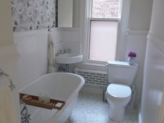 """really like the modern radiator. I'd like to replace my giant old radiator when I redo the bathroom, but I've been told that """"if it ain't broke, don't fix it"""" is the best approach when dealing with steam heat."""