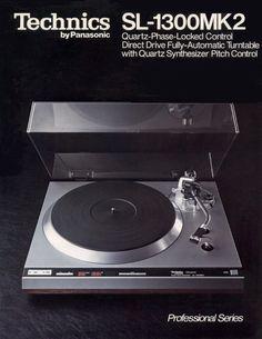 Technics Hifi, Technics Sl 1200, Audio Player, Hifi Audio, Audio Equipment, Audiophile, Music Stuff, Industrial Design, Musica