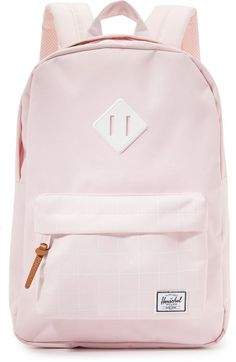 Retire Your Bag-Lady Status With These Superstylish Backpacks - Back To School Cute Backpacks For School, Stylish Backpacks, Cool Backpacks, Teen Backpacks, Leather Backpacks, Leather Bags, Mochila Herschel, Herschel Backpack, Pastel Backpack