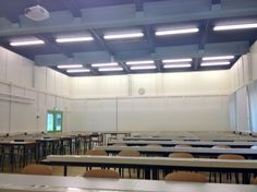 Where did all the students go?